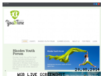 Ranking Webseite youth-time.org