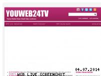 Informationen zur Webseite youweb24.tv