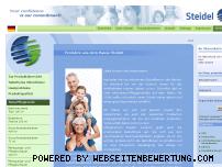 Ranking Webseite yuna-care.de