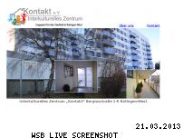 Ranking Webseite zentrum-kontakt.de