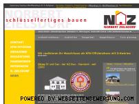Ranking Webseite zielsdorf-massivhaus.de