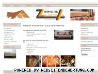 Ranking Webseite zimmerei-lugstein.at